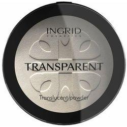 Ingrid HD Beauty Innovation Transparentny puder w kamieniu, 25 g