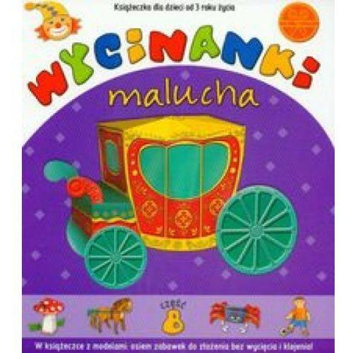 Książki dla dzieci, Wycinanki malucha częśc 8 (opr. kartonowa)