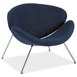 Nowoczesny fotel MAJOR blue