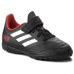 Buty adidas - Predator Tango 18.4 Tf J H DB2341 Cblack/Ftwwht/Red
