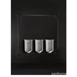WALDORF pisuar ceramiczny 44x69x37 cm 413001