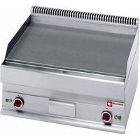 Grille gastronomiczne, Płyta grillowa elektryczna gładka nastawna   695x520mm   9000W