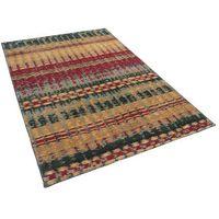 Dywany, Dywan kolorowy 140 x 200 cm krótkowłosy MARMARIS