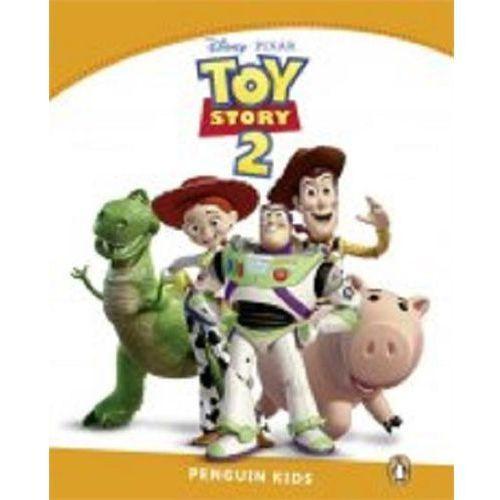 Książki do nauki języka, Toy story 2 level 3 (opr. miękka)