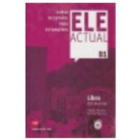 Książki do nauki języka, ELE Actual B1 podręcznik +CD audio - Borobio Virgilio, Palencia Ramon (opr. miękka)