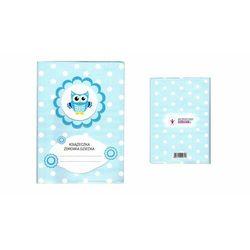 Okładka etui na książeczkę zdrowia dziecka, PVC