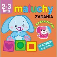 Książki dla dzieci, Akademia malucha - Maluchy. Zadania (opr. broszurowa)