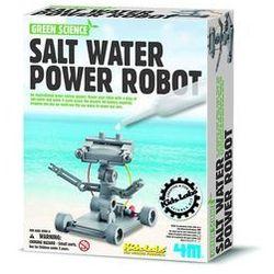 Robot zasilany woda morską