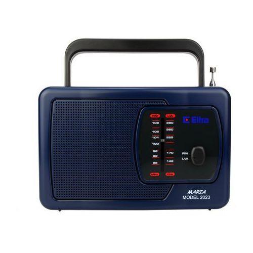 Radioodbiorniki, Radio ELTRA MARIA Srebrny