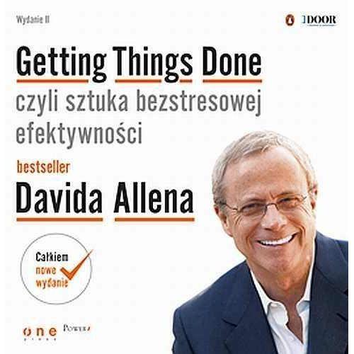 Audiobooki, Getting Things Done, czyli sztuka bezstresowej efektywności. Wydanie II