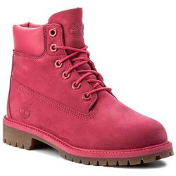 Trapery TIMBERLAND - 6 In Premium Wp Boot A1ODE Rose Red