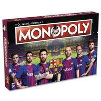 Gry dla dzieci, Gra Monopoly Fc Barcelona