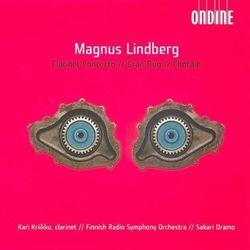 M. Lindberg - Clarinet Concerto/Gran Du