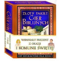 Złoty pakiet gier biblijnych - praca zbiorowa