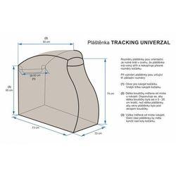 Emitex osłona przeciwdeszczowa Tracking Universal - BEZPŁATNY ODBIÓR: WROCŁAW!