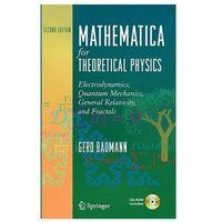 Książki do nauki języka, Mathematica for Theoretical Physics