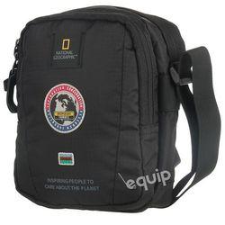 Saszetka na ramię National Geographic Explorer - czarny