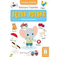 Literatura młodzieżowa, Edukacja domowa. Język polski. Poziom B - Katarzyna Trojańska - książka