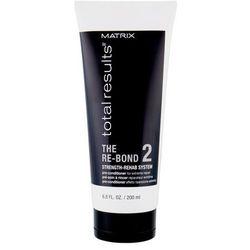 Matrix Total Results The Re-Bond regenerująca pielęgnacja przed odżywką do włosów słabych i zniszczonych 200 ml