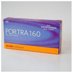 KODAK PORTRA 160 typ 120