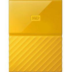 """Dysk Western Digital WDBYFT0040BYL - pojemność: 4 TB, USB: 3.0, 2.5"""""""