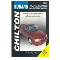 Biblioteka motoryzacji, Subaru Legacy/Forester (99 - 09) (Chilton USA)