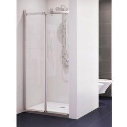 New Trendy | Drzwi wnękowe DIORA 140, wys. 190 cm, czyste szkło EXK-1051