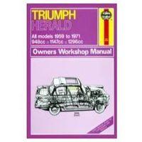Biblioteka motoryzacji, 99489Triumph Herald (59 - 71) up to K Classic Reprint