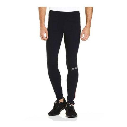 Spodnie męskie, leginsy BENCH - Legging Black Beauty (BK11179) rozmiar: M
