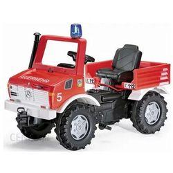 Wóz strażacki rolly toys unimog dla dziecka 3-8 lat