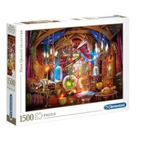 Puzzle, Puzzle High Quality Collection 1500: Wizards Workshop (31813)