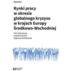 Rynki pracy w okresie globalnego kryzysu w krajach Europy Środkowo-Wschodniej (opr. miękka)