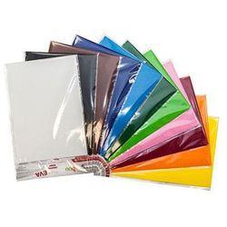 Pianka dekoracyjna GIMBOO Eva pluszowa A4 zawieszka mix kolorów
