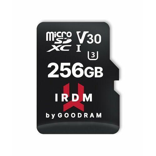 Karty pamięci, GoodRam IRDM microSD 256GB UHS I U3 100/70MB/s V30