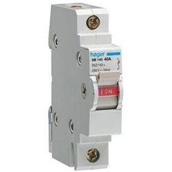SBN225 Rozłącznik izolacyjny 25A 1 fazowy Hager SB225