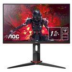 AOC Monitor 23.8 24G2U5/BK IPS 75Hz 4ms DP HDMIx2 Pivot