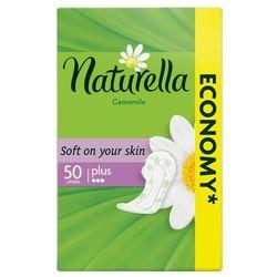 Naturella Camomile Comfort Plus Wkładki higieniczne 50 sztuk