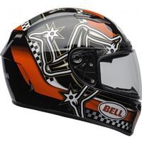 Kaski motocyklowe, BELL KASK INTEGRALNY QUALIFIER ISLE OF MAN RED/B/W