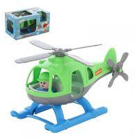 Helikoptery dla dzieci, Helikopter Trzmiel z figurką Wader QT