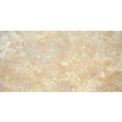 TRAWERTYN CROSS niewypełniony/szlifowany Płytka 30,5x61X1,2cm