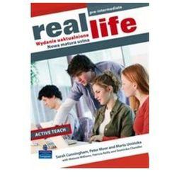 Real Life Pre-Intermediate. Oprogramowanie Tablicy Interaktywnej