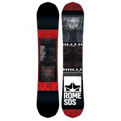 Deska snowboardowa Rome Black Jack 2019