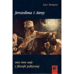 Jerozolima i Ateny (opr. twarda)