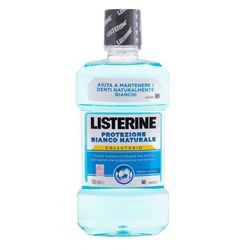 Listerine Mouthwash Natural White Protection Artic Mint płyn do płukania ust 500 ml unisex