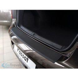 Nakładka na zderzak VW Passat B7 sedan