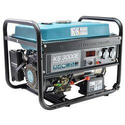 Agregat prądotwórczy KS 3000E moc3 kW KÖNNER & SÖHNEN