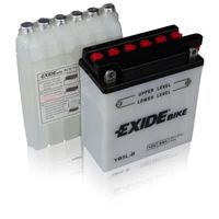 Akumulatory do motocykli, Akumulator motocyklowy EXIDE EB5L-B / YB5L-B 12V 5Ah 65A EN P+