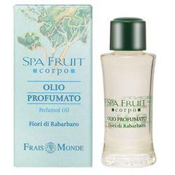 Frais Monde Spa Fruit Rhubarb Flower olejek perfumowany 10 ml dla kobiet