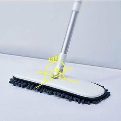 Baseus Handy Car Home Mop | Mop teleskopowy z mikrofibry do czyszczenia samochodu domu - Biały