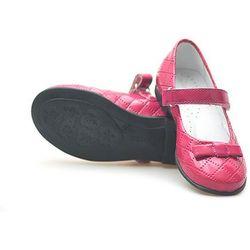 Baleriny dziecięce Kornecki 04431 Różowe/Pink